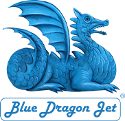Blue Dragon Jet